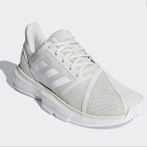 adidas CourtJam Bounce sneakers size 8.5